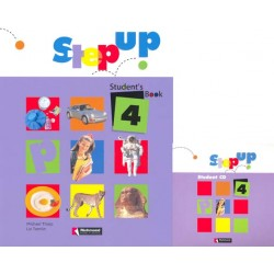 STEP UP Level 4 STUDENT'S BOOK + CD