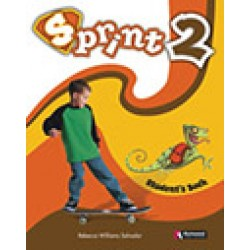 SPRINT 2 STUDENT'S BOOK+CD+CUTOUTS