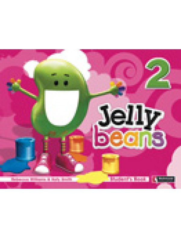 JELLYBEANS 2 PRACTICE BOOK