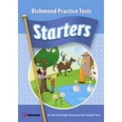 Richmond Practice Tests - Starters Cambridge YLE Student's Book Pack