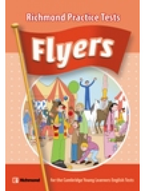 Richmond Practice Tests - Flyers Cambridge YLE Student's Book Pack