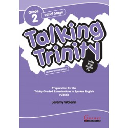 Talking Trinity Initial Stage Grade 2 Student's Book with audio CD REVISED EDITION
