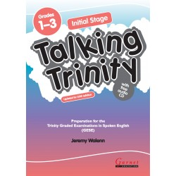 Talking Trinity Initial Stage (Combined Grades 1-3) Student's Book with audio CD REVISED EDITION