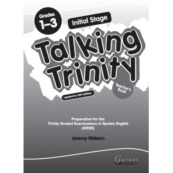 Talking Trinity Initial Stage Teacher's Book (Combined Grades 1-3) REVISED EDITION