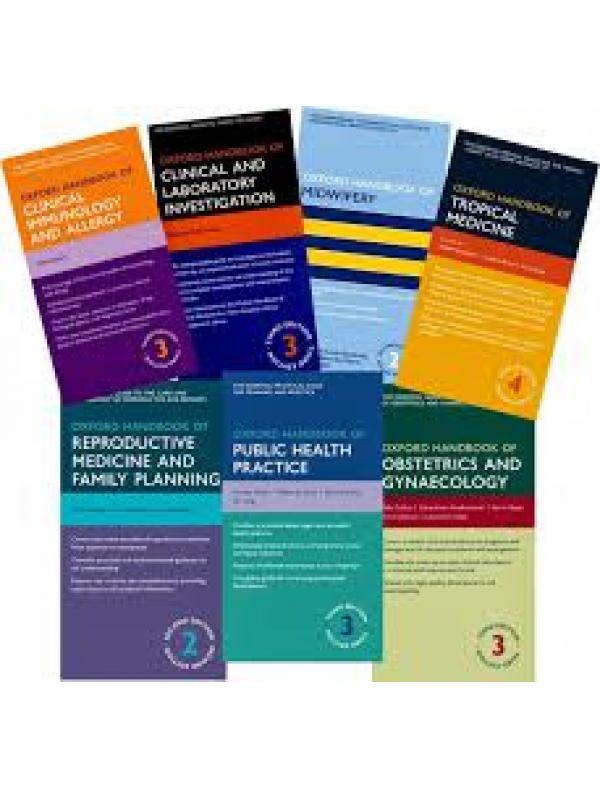 Oxford Handbook of Critical Care 3/e (Flexicovers)
