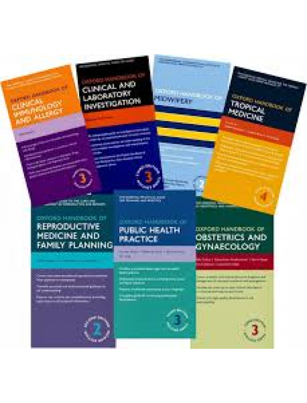 Oxford Handbook of Anaesthesia 3/e (Flexicovers)