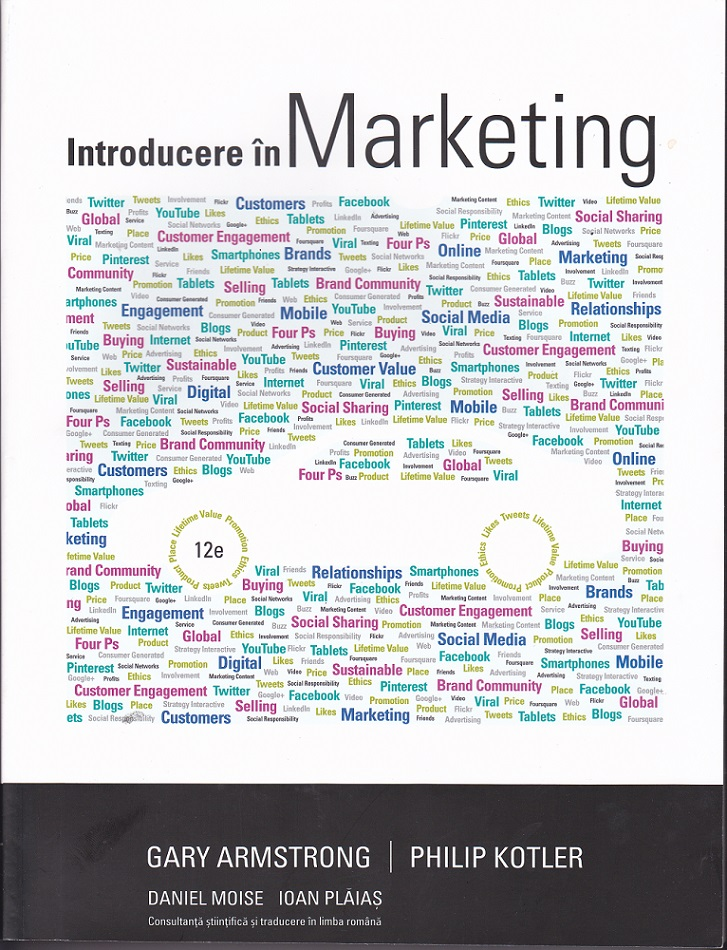 Introducere in Marketing