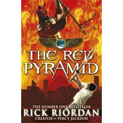 The Kane Chronicles: The Red Pyramid (10+  ani)