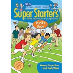 Super Starters Activity Book
