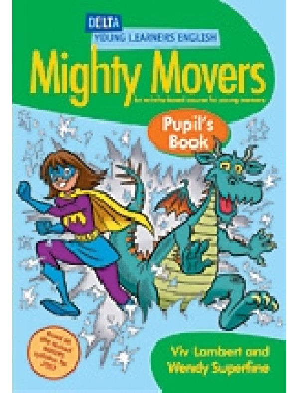 Mighty Movers Audio CD Pack (2)