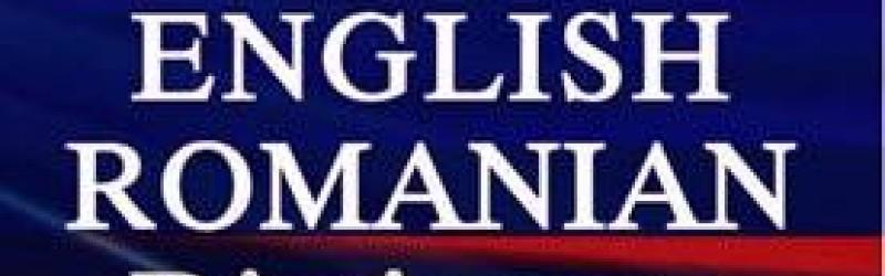 Concise OXFORD LINGUA ENGLISH - ROMANIAN Dictionary