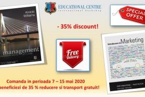 Oferta speciala - Academic books